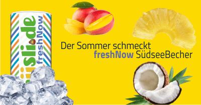 Infobild des Müslis Südseebecher von müsli.de