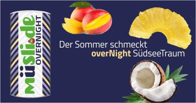 Infobild des Müslis SüdseeTraum von müsli.de