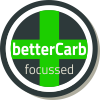 Zeichen betterCarb Plus