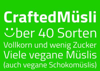 müsli.de | Bio Müsli über 40 Sorten