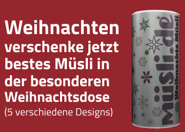 müsli.de | Dein Schönes Weihnachten  Bild
