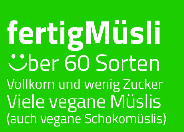 müsli.de | Bio Müsli über 60 Sorten