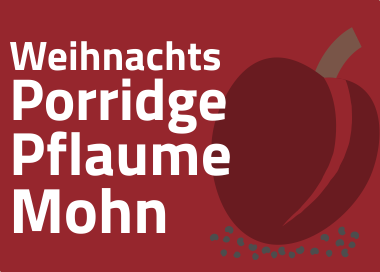 müsli.de | Plaume-Mohn Porridge