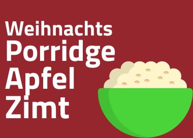 müsli.de | Apfel-Zimt Porridge