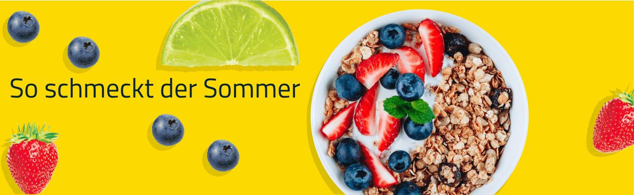müsli.de | so schmeckt der Sommer