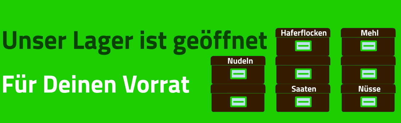müsli.de | Vorrat